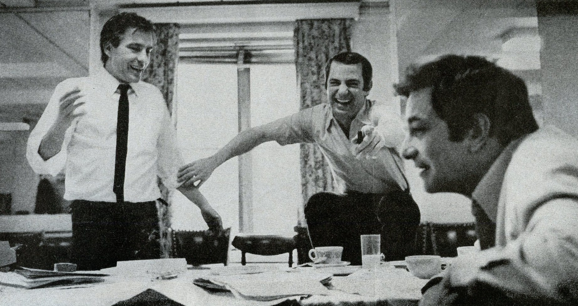 cassavetes directs  chained and perfumed