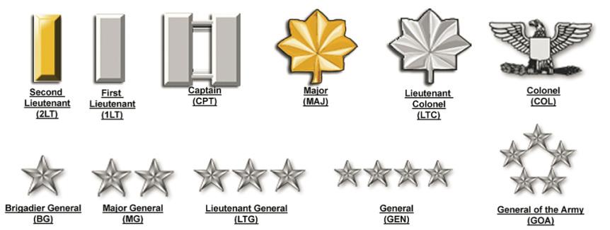 Army engineer officer career timeline essay