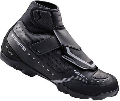 shimano mw gore tex mtb spd winter boots