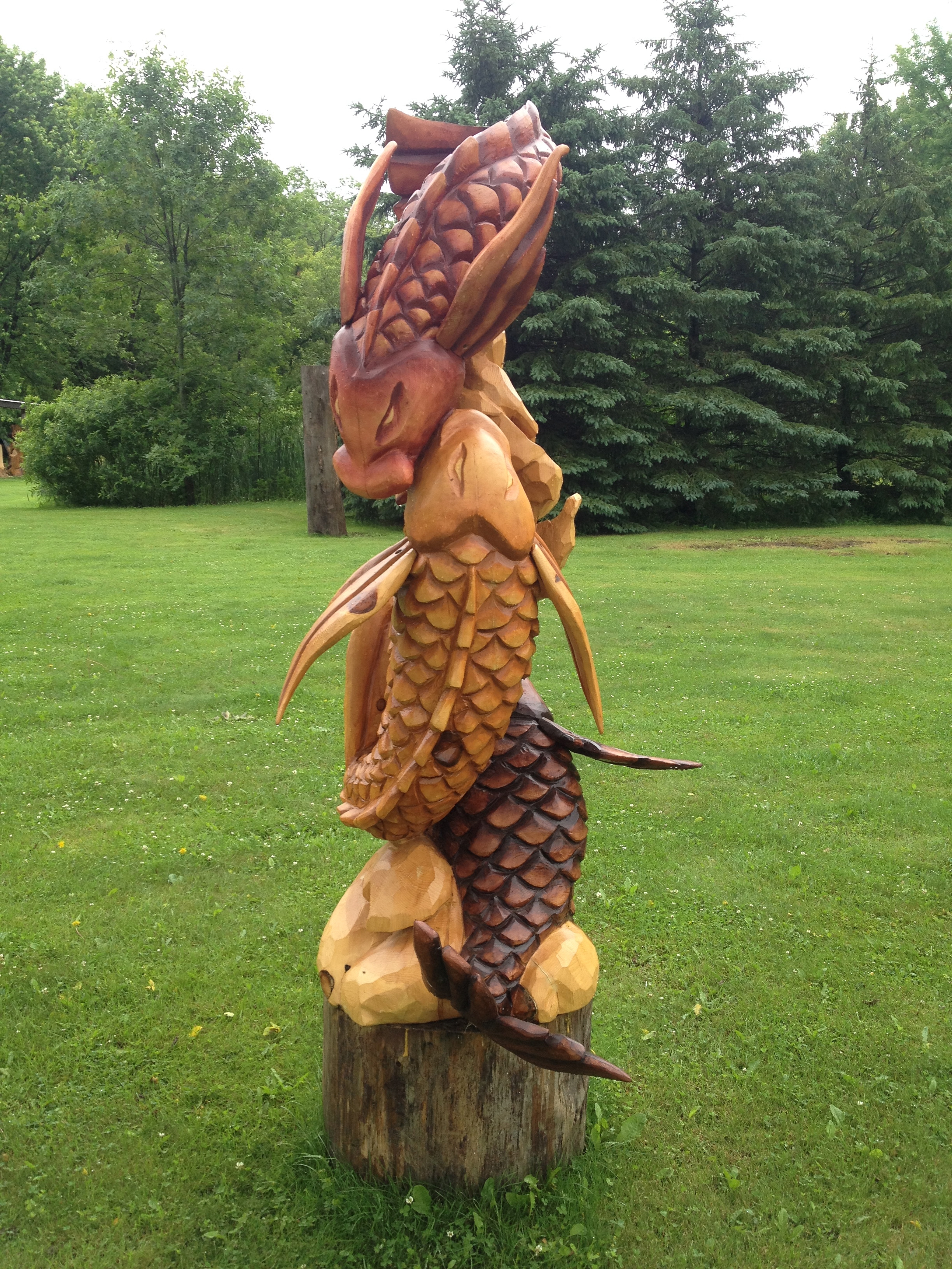 Chainsaw Artists Chainsaw Art Chainsaw Sculptures Chainsaw Carvings RICK Amp JUDY PRATT