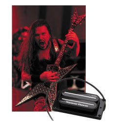 the seymour duncan sh13 dimebucker is a replica of dimebag s custom humbucker [ 1200 x 1200 Pixel ]
