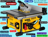 Best Table Saw for the Money   Top Rated Portable Table Saws