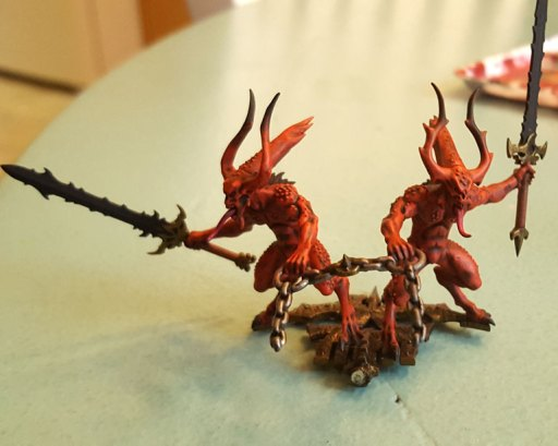 Skull Cannon, Bloodletter crew, shaded