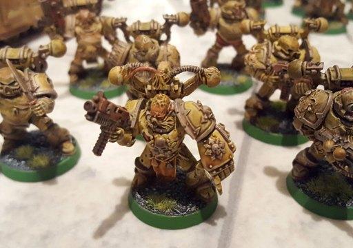 Death Guard champion, pre-8th edition