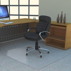 Acrylic Desk Chair Mats Office Mat Ikea The No Dishing Chairmat, Made From Poly Carb, Non-studded   Chair-mats.com