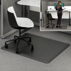 Ergonomic Chair Mat Best Chairs Inc Recliner Sit Stand Mats Com