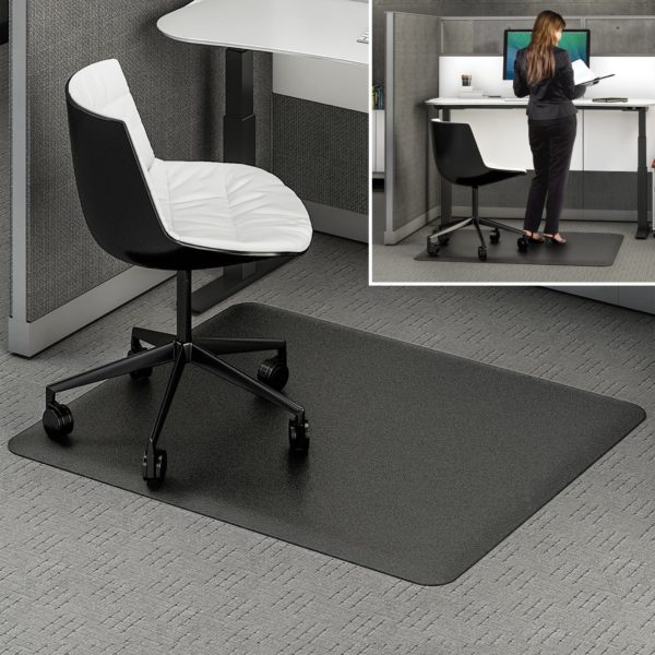 desk chair mats covers to buy in uk com the internet s 1 source for ergonomic sit stand mat