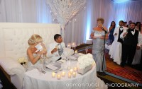 The Peabody Orlando: Silver Forest: Lynsey & Chris