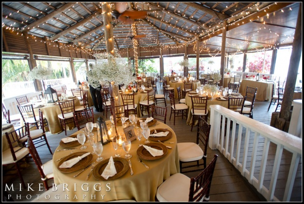 table chair rentals orlando teenage chairs for bedrooms paradise cove: ana and thomas - a affair, inc.