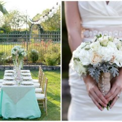 Table Chair Rentals Orlando Directors Mint Green Wedding: Love Wed Bliss Feature