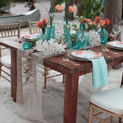Table Chair Rentals Orlando Guitar Shaped Paradise Cove Little Mermaid Styled Shoot A Affair Inc Tab Mccausland Photography Event Wedding