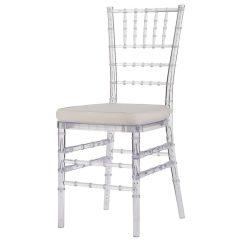 Clear Chiavari Chairs Upholstering A Chair Seat Cushion Affair Inc