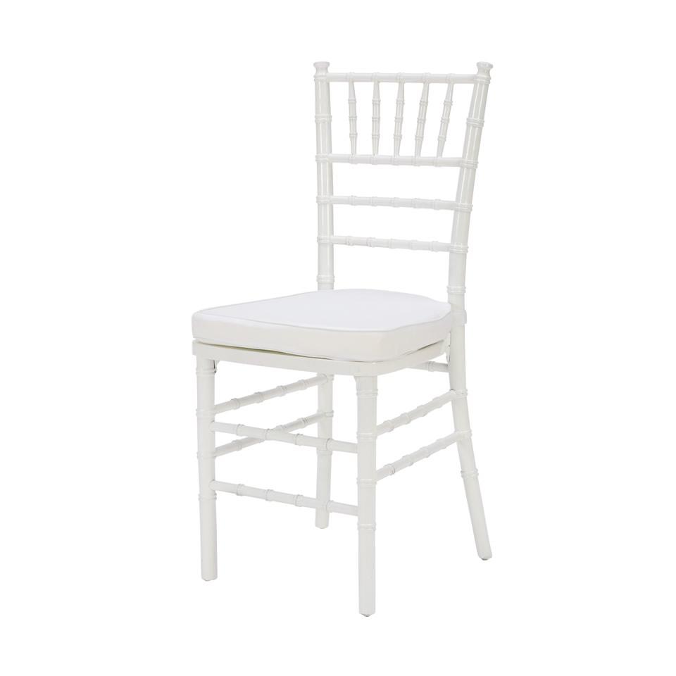White Chiavari Chair  A Chair Affair Inc