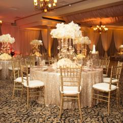 Wedding Decorations Chairs Receptions Best Zero Gravity Massage Chair Ivory And Gold Bella Collina A Affair Inc