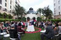 Alfond Inn Classic Black and White Wedding - A Chair ...