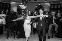 Alfond Inn Classic Black and White Wedding