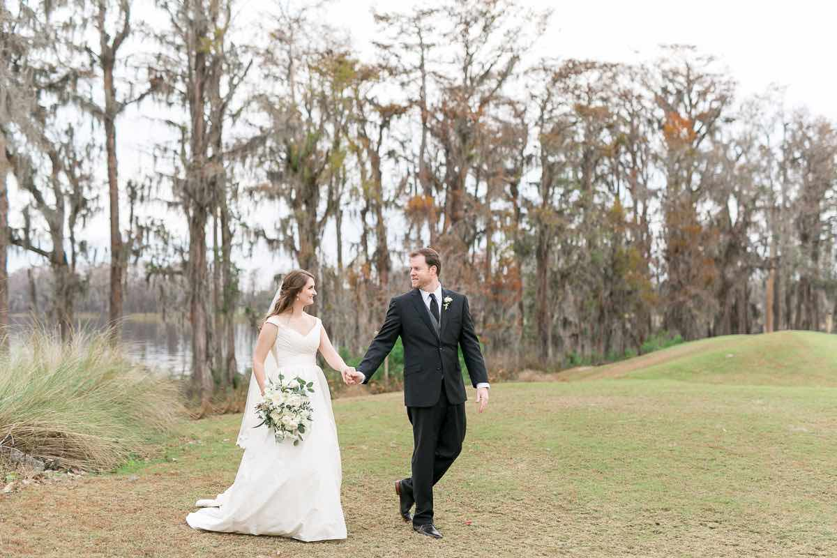 Isleworth Country Club Country Chic Wedding  A Chair