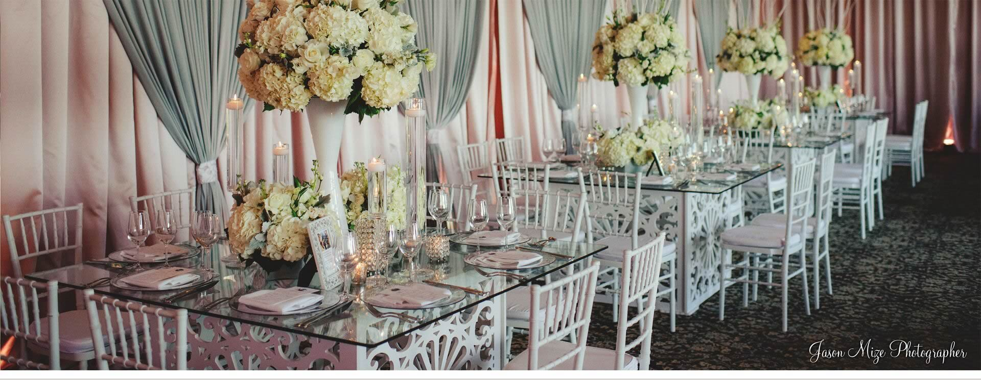 Wedding Party and Event Rentals available Orlando Florida