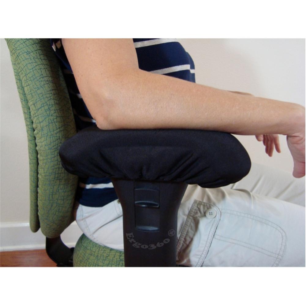 amazon dental chair covers argos black arm pads armrest armrests memory foam office pad