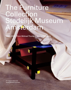 Book Furniture Collection Stedelijk Museum Amsterdam