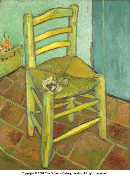 Van Gogh Chair