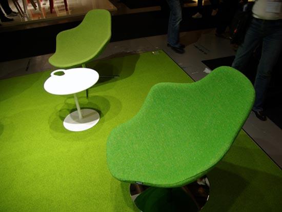 Easy Chair 'Palma' by Khodi Feiz