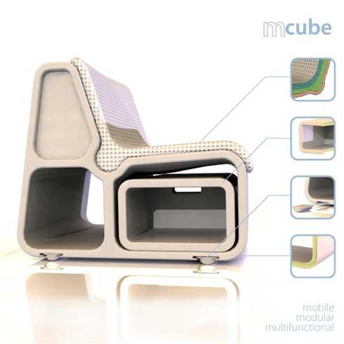 M-Cube by Ralph Prince