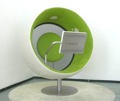 Sonic Chair  Chairblogeu
