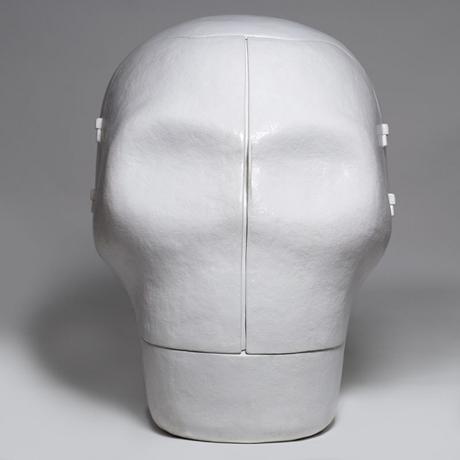 Sensory Deprivation Skull Chair by Atelier Van Lieshout 2