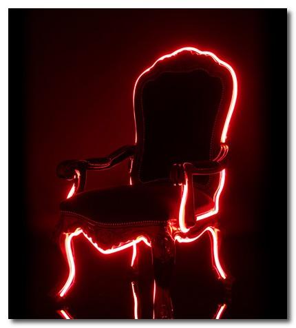 Light Furniture by Lee Broom