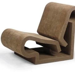 Frank Gehry Cardboard Chairs Acrylic South Africa Contour Chair By At Christie S Chairblog Eu