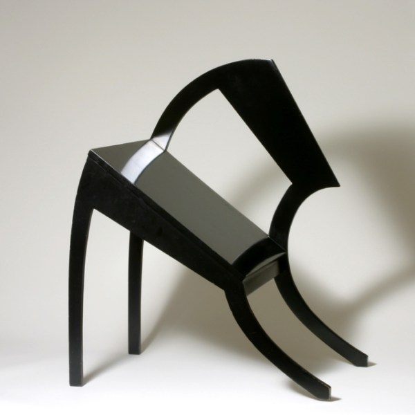 Classroom Chair 2 by Stefan Wewerka