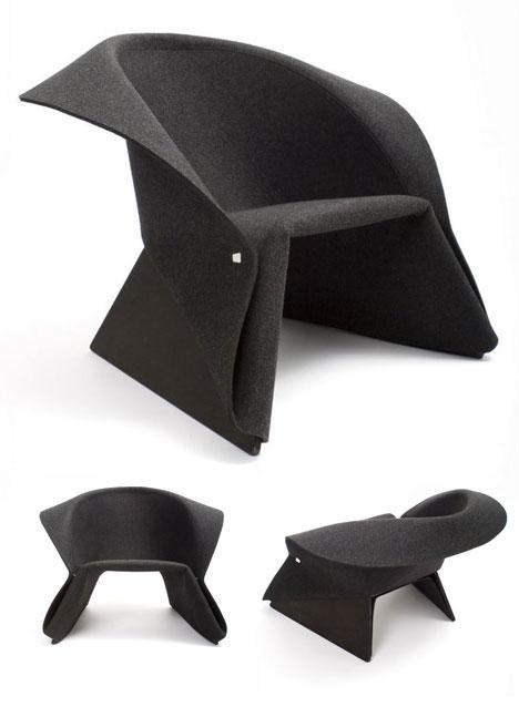 Coat Chair by Fredrik Farg