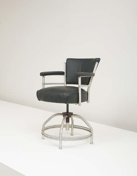 Swiveling Chair by Warren Mc Arthur 84_001