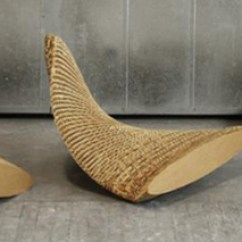 Frank Gehry Cardboard Chairs Elegant Office Archives Chairblog Eu In