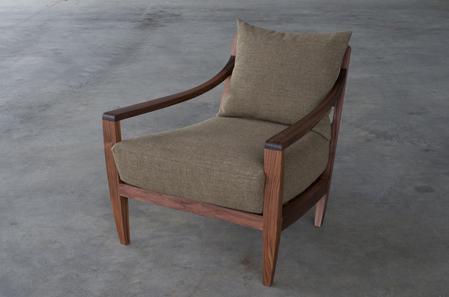 Low Lounge Chair by Matthew Hilton