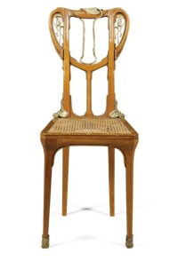 Lilly Chair by Louis Majorelle (1859