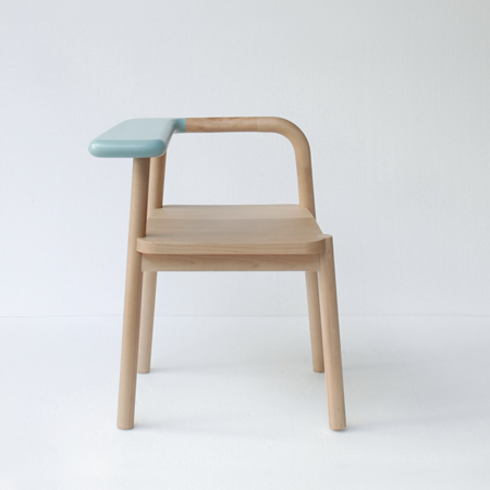 Platypus Chair by Studio Juju