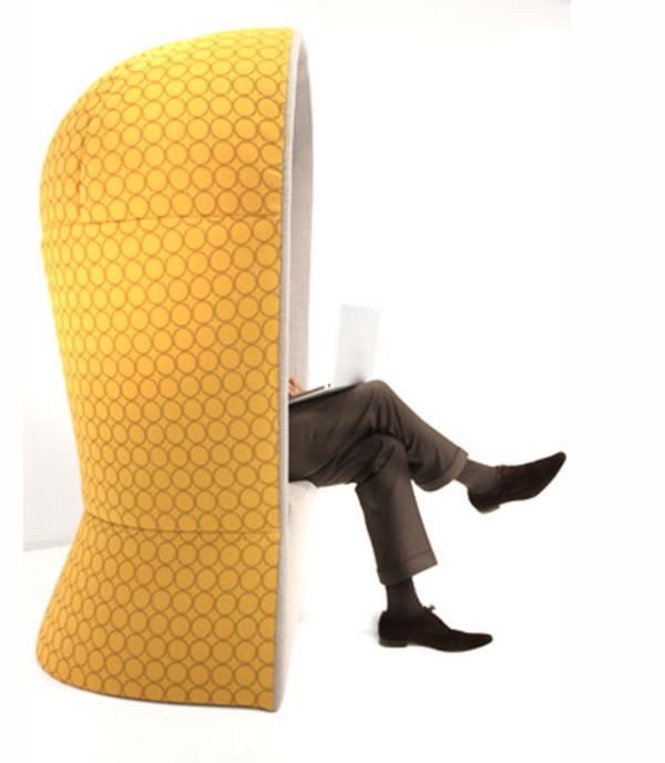 Dutch Beach Chair Kaigan by Marijn van der Poll
