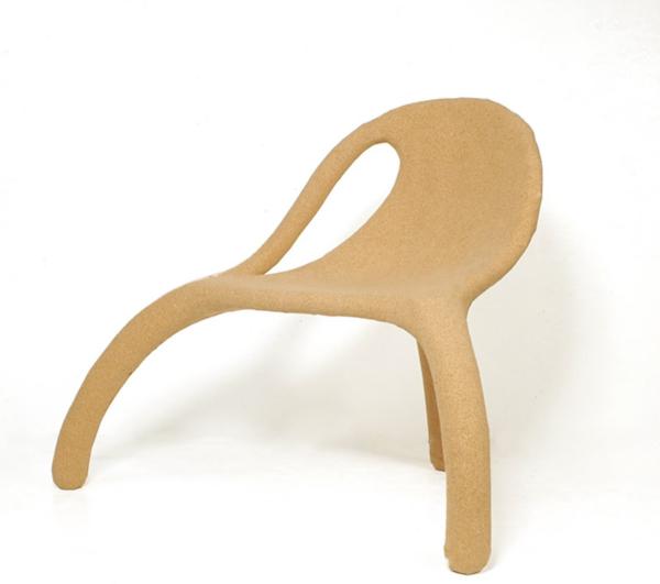 MR59 Chair by Avrami Rakovsky