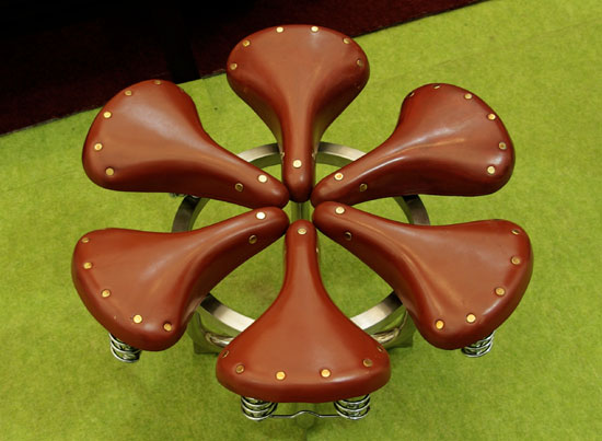 Scarabike stool