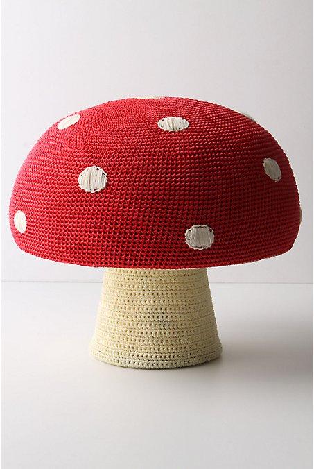 Mushroom Pouf from Anthropologie