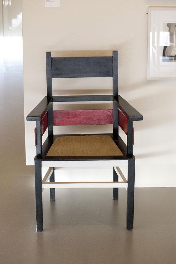 Armchair by Theo van Doesburg