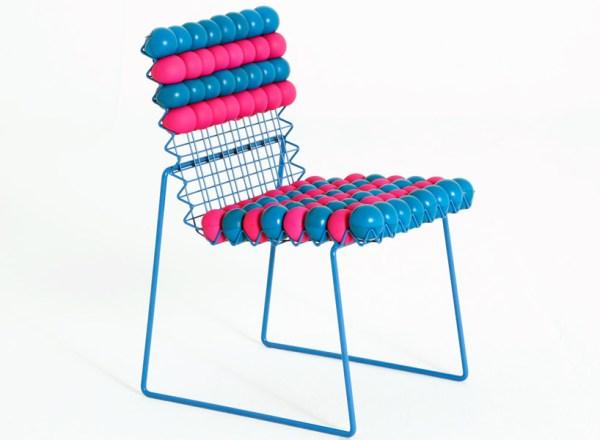 Anti Stress Chair by Bashko Trybek 07
