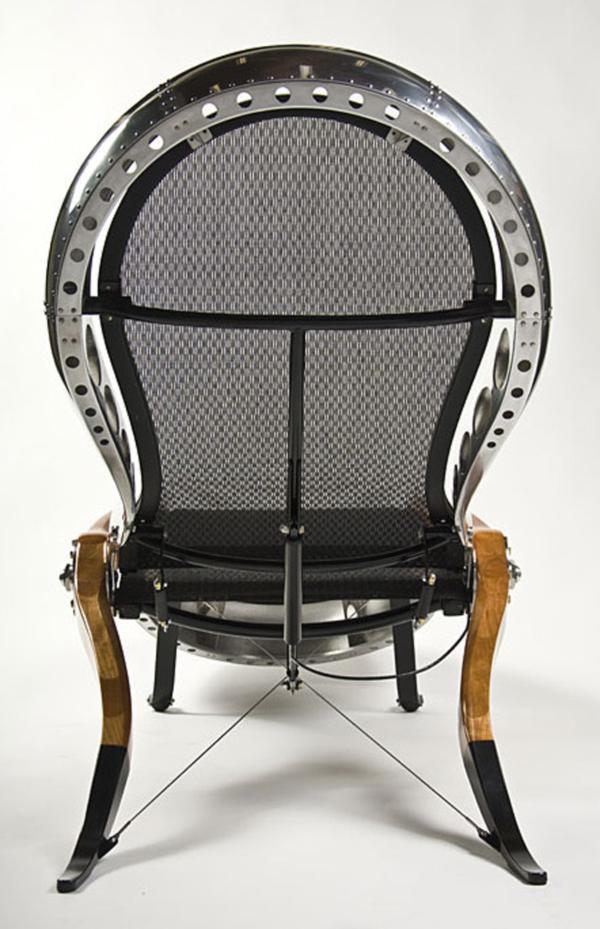 Aviator Chair by David Catta 2