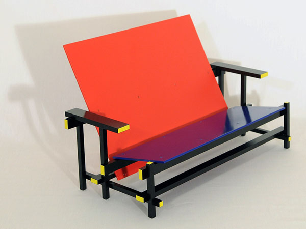 Rietveld Red and Blue Extended edition