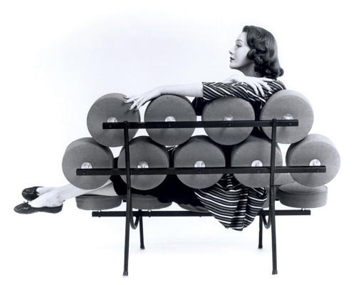 Hilda Marshmallow sofa