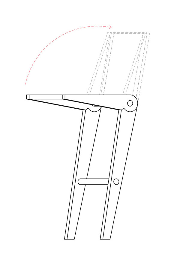 Occasion Chair Drawing