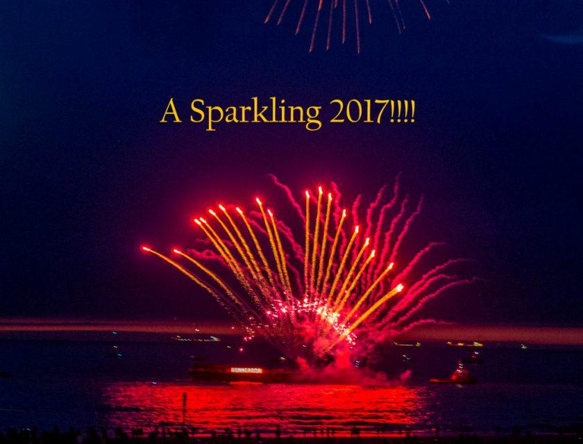 A Sparkling 2017!!!