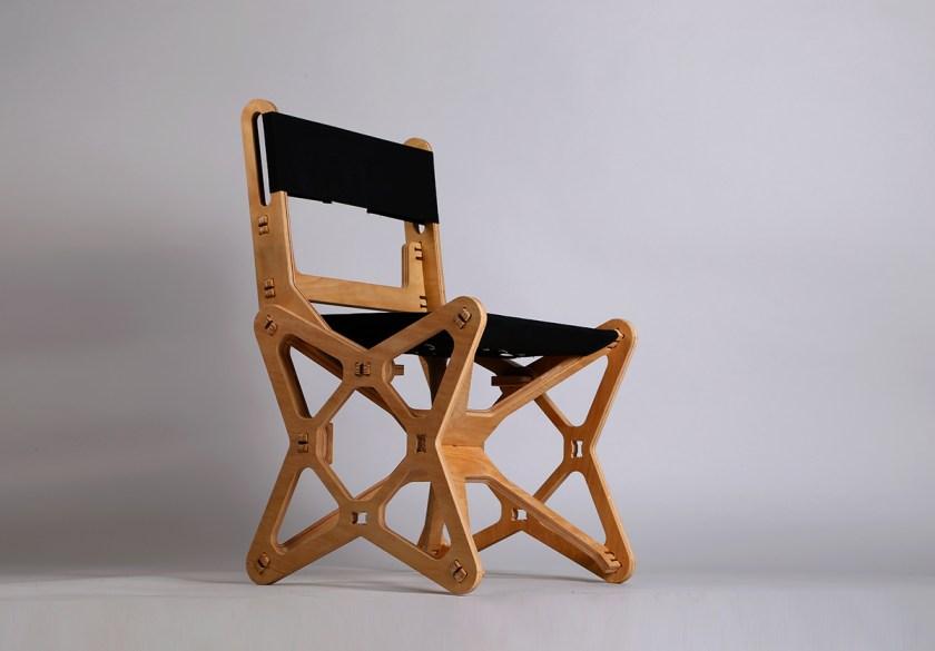 Electron Chair by Konstantin Achkov side2